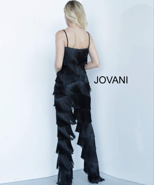 Jovani 3225 Has Straps picture 1
