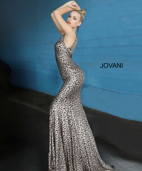 Jovani 3237 V-Shape picture 1