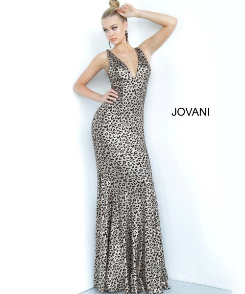 Jovani 3237 Long picture 3