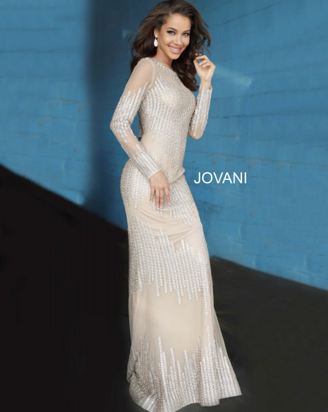 Jovani 3601 Fitted picture 2