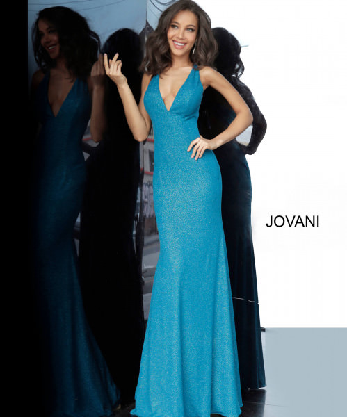 Jovani 67866 Fitted picture 2