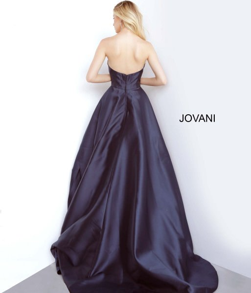 Jovani 68377 Strapless and Sweetheart picture 1