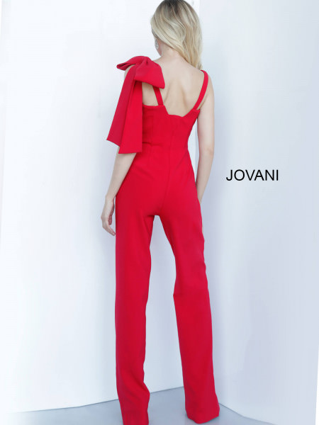 Jovani 68997 Has Straps picture 1