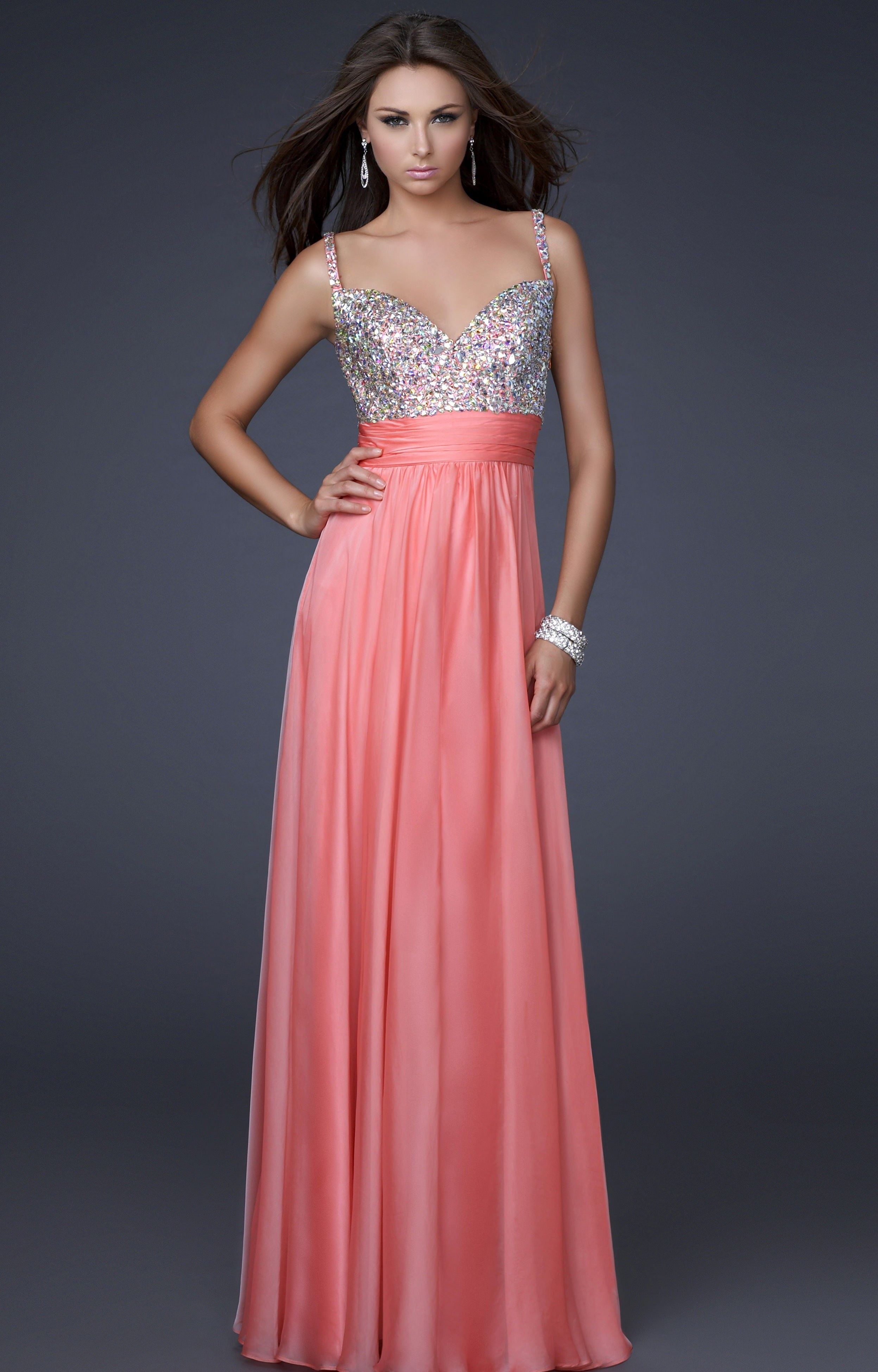 La Femme 16802 - Dream On Gown Prom Dress
