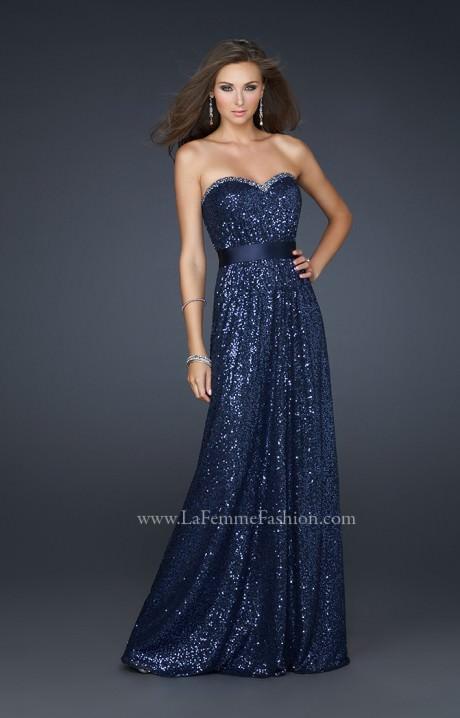 La Femme 17059 Sequin Dreams Prom Dress