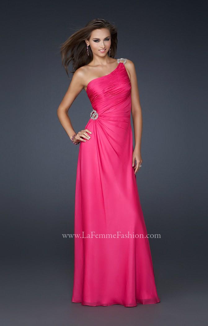 La Femme 17259 - The Claire Gown Prom Dress