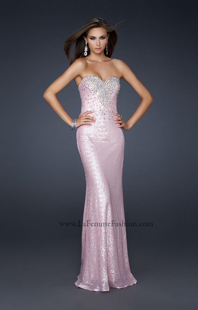 Raven Prom Dress