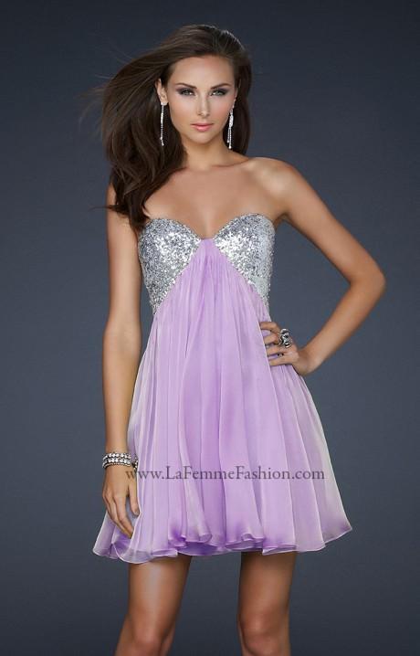 la femme 17649 glitter glamour prom dress
