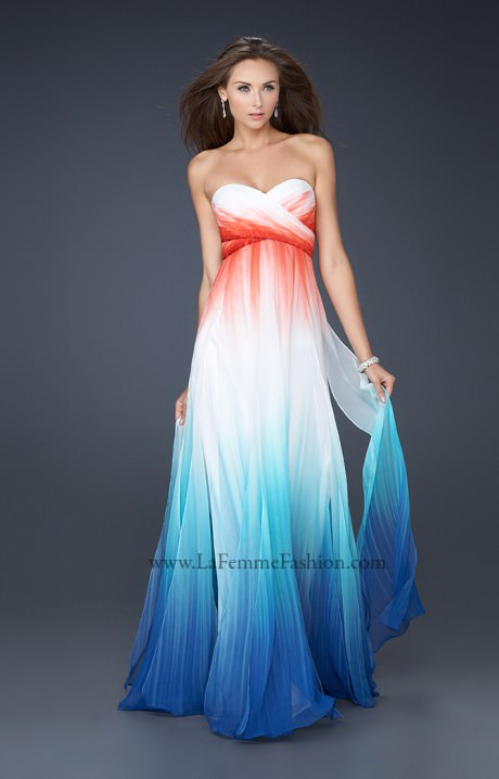 La Femme 17738 Formal Evening Prom Dress