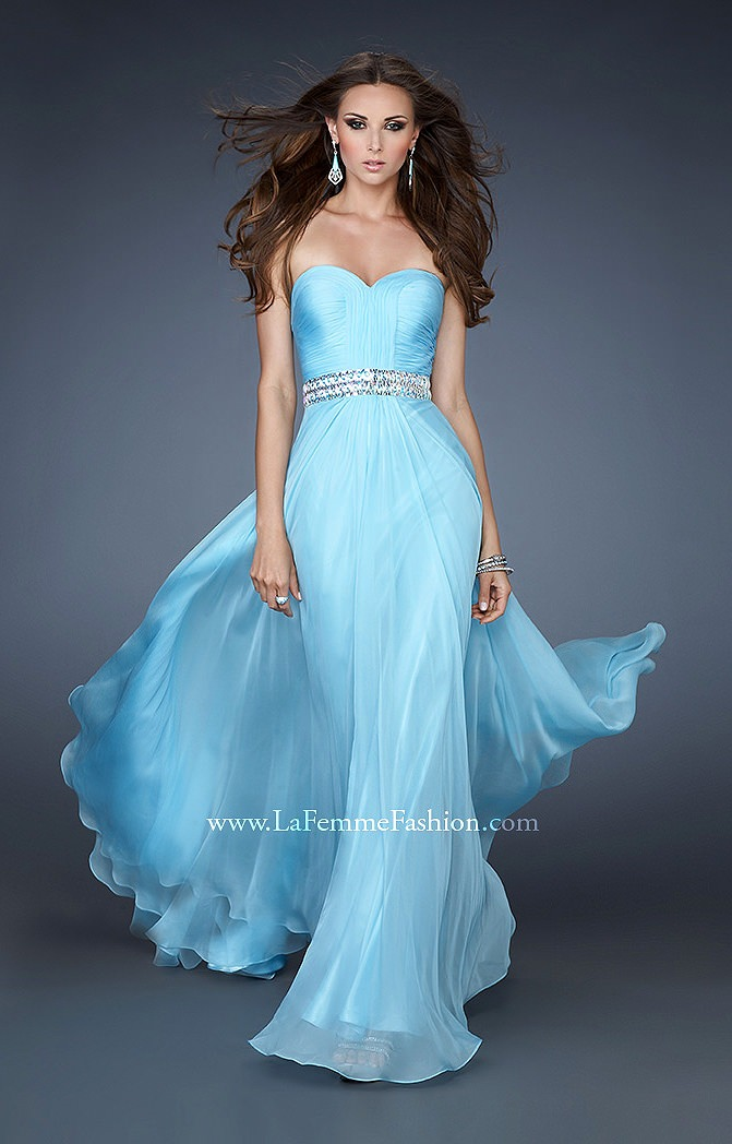 La Femme 18471 Gone With The Wind Prom Dress