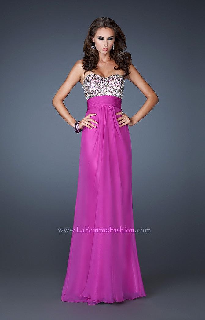 La Femme 18528 - The Michele Prom Dress