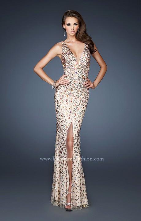 la femme 18559 ultra glam gown prom dress