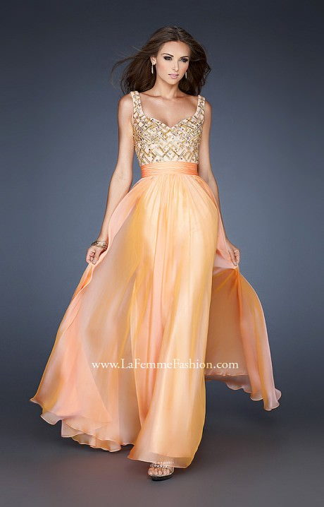 La Femme 18701 The Vista Prom Dress