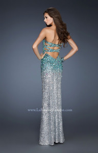 La Femme 18711 Formal Evening Prom Dress