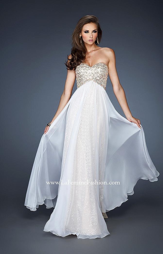 La Femme 18898 Glitz And Glam Gown Prom Dress
