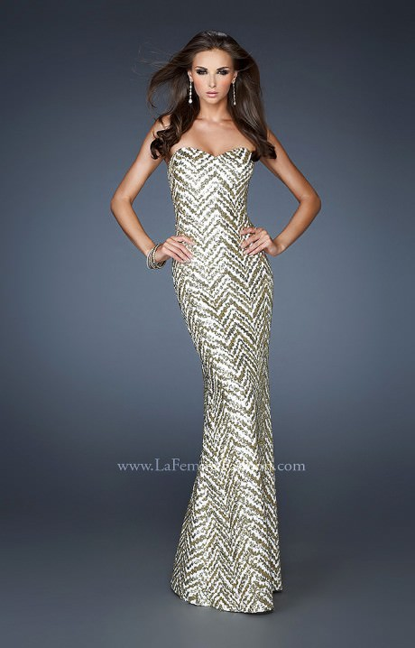 La Femme 18938 The Alana Prom Dress