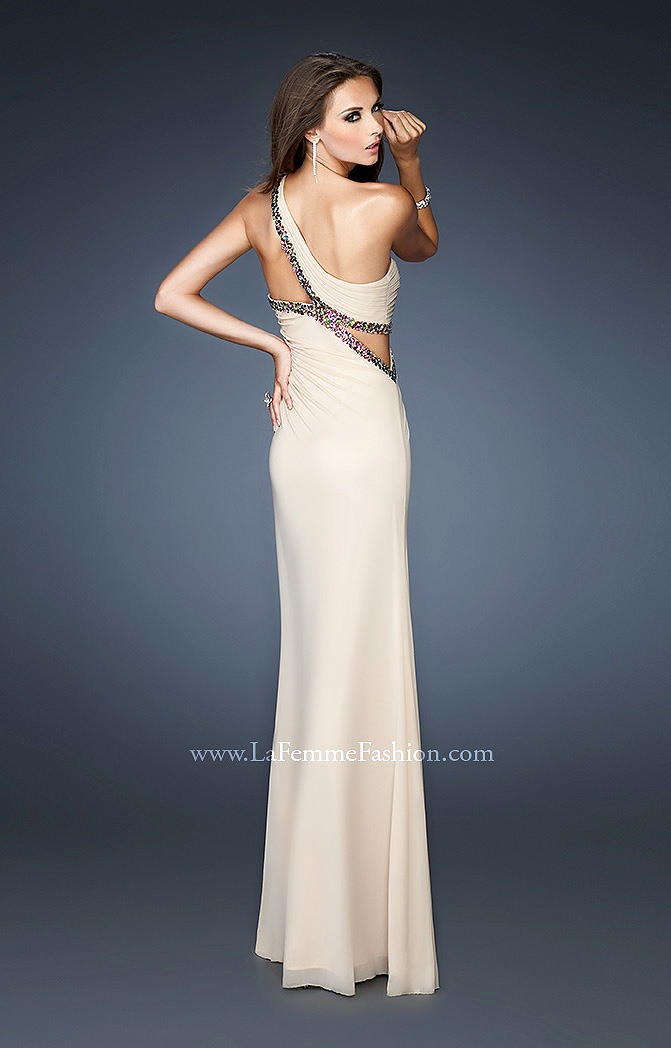 La Femme 18994 The Showstopper Prom Dress