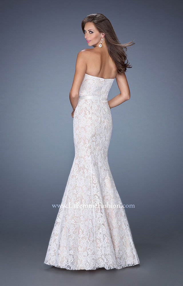 La Femme 19219 - The Iris Prom Dress