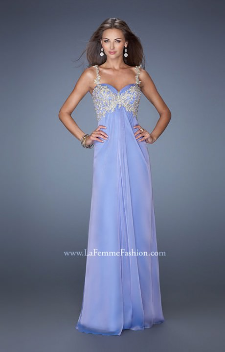 La Femme 19585 Merry Go Round Prom Dress