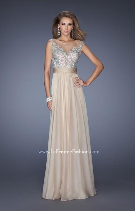 La Femme 19694 Diamonds On Fleek Prom Dress
