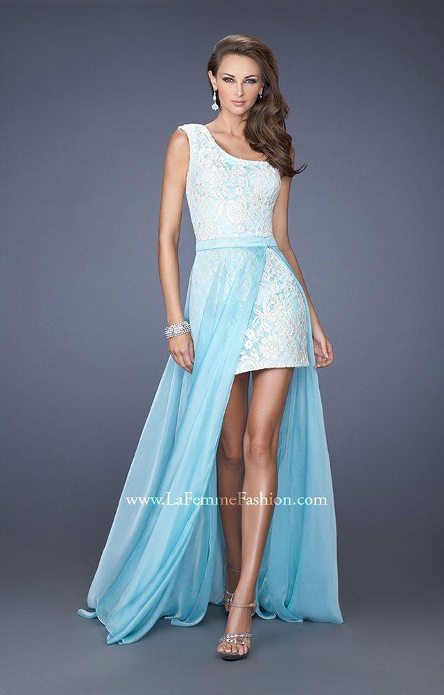 La Femme 19700 The Lissa Prom Dress