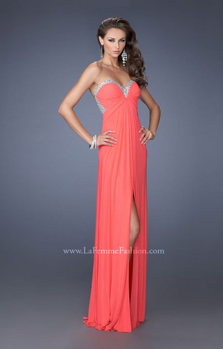 La Femme 19703 The Milan Prom Dress
