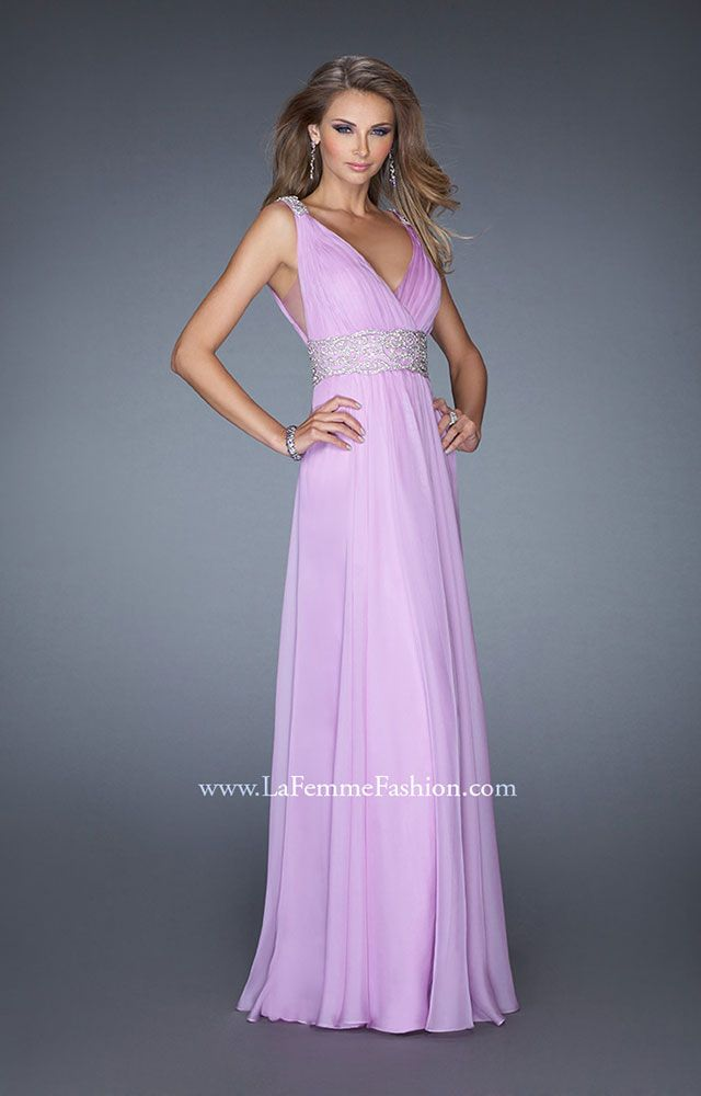 La Femme 19802 The Ellory Prom Dress