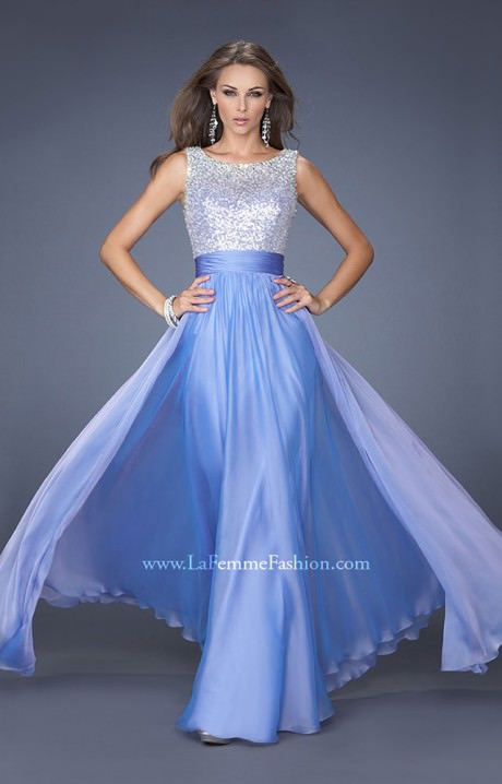 La Femme 19815 The Daniella Prom Dress