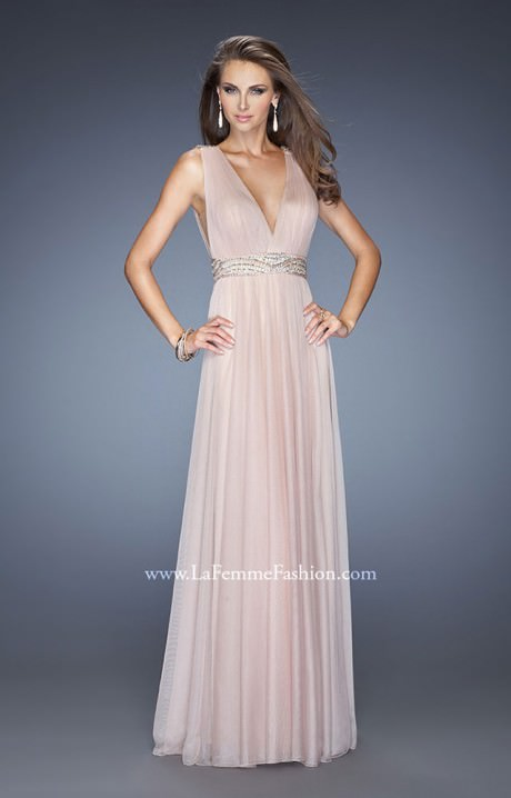 La Femme 20149 Crystal Lake Prom Dress