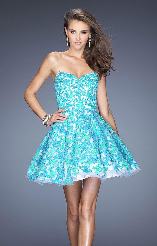 La Femme 20247 Too Pretty To Pass Up Prom Dress