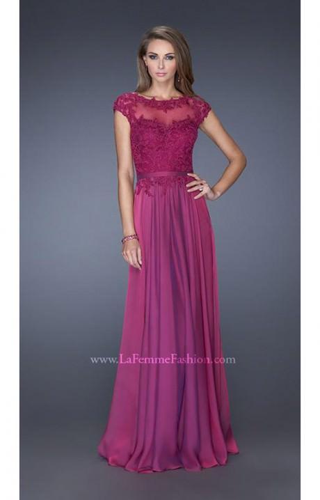 La Femme 20476 The Olivia Gown Prom Dress