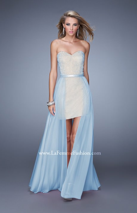 La Femme 20446 - The Willow Gown Prom Dress