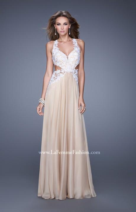 La Femme 20692 - The Breathtaking Beauty Prom Dress