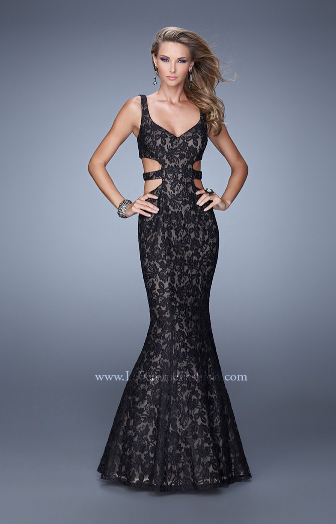 New York La Femme Dresses