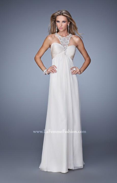 La Femme 21025 - The Ice Princess Prom Dress