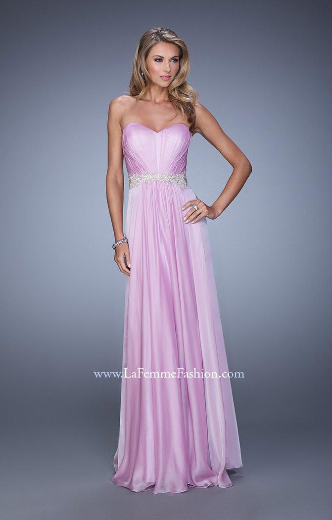 La Femme 21177 The Garden Of Eden Gown Prom Dress