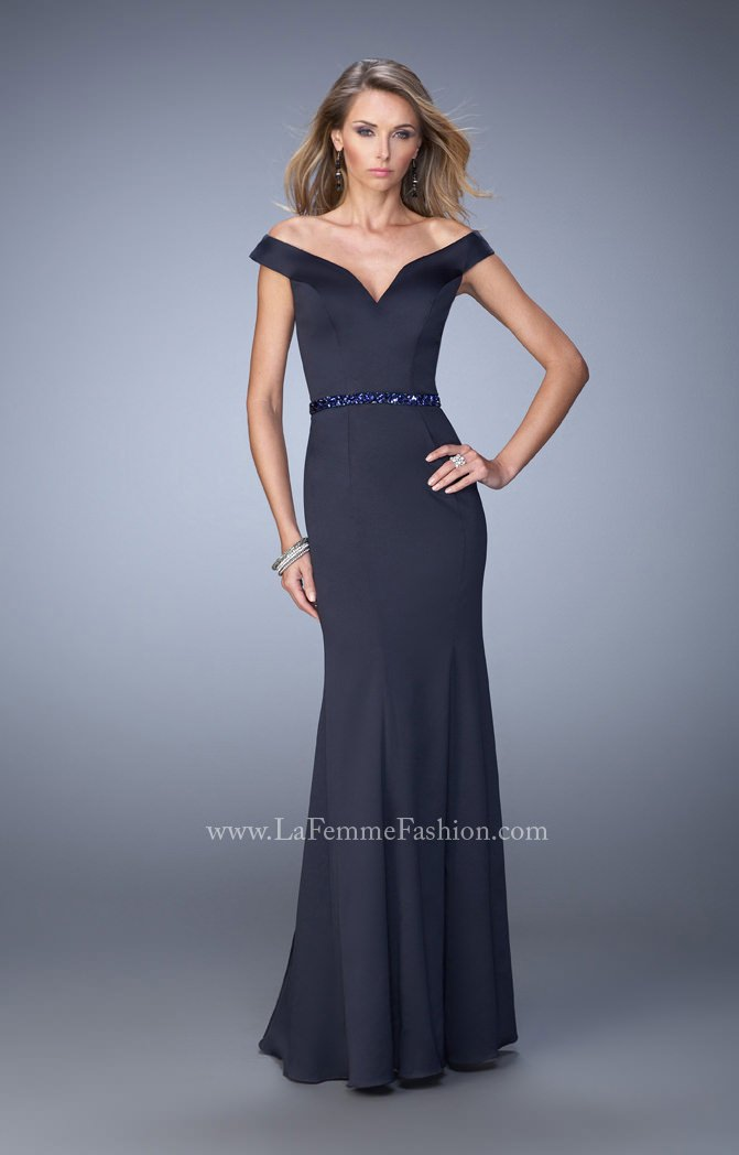 7dd53c9ddcf La Femme 22005 - The Larissa Prom Dress