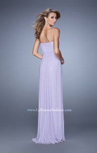 La Femme 21237 Strapless and Sweetheart picture 1