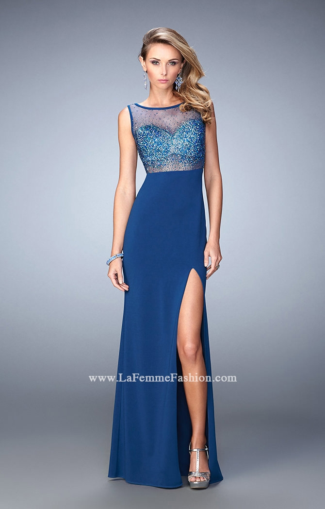 Winter Wonderland Prom Dress