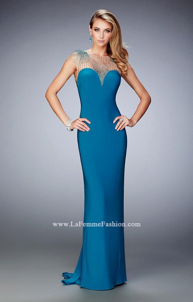 La Femme 21953 - The Great Gatsby Prom Dress