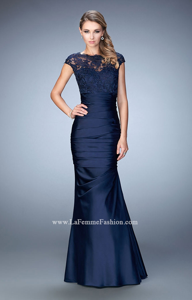 La Femme $ / $ In Stock. La Femme Dress Therapy brings you the most fabulous designer dresses at the best prices! From formal to casual & everything in between, we are truly fashion experts. We are truly your number one online prom dress store – we have thousands of designer prom dresses virtually at your.