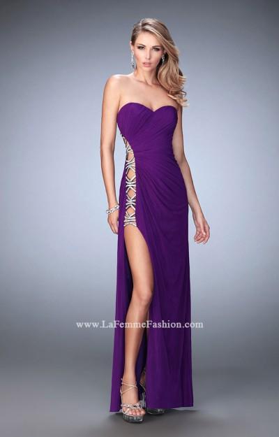 Purple Prom Dresses Lavender Lace Purple Gowns Page 8