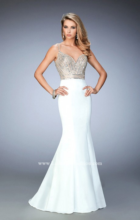 La Femme 22131 The Avery Prom Dress