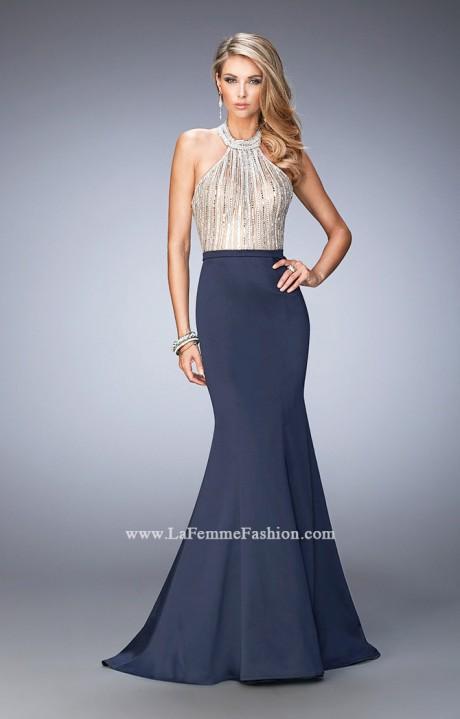 La Femme 22177 The Brighton Prom Dress