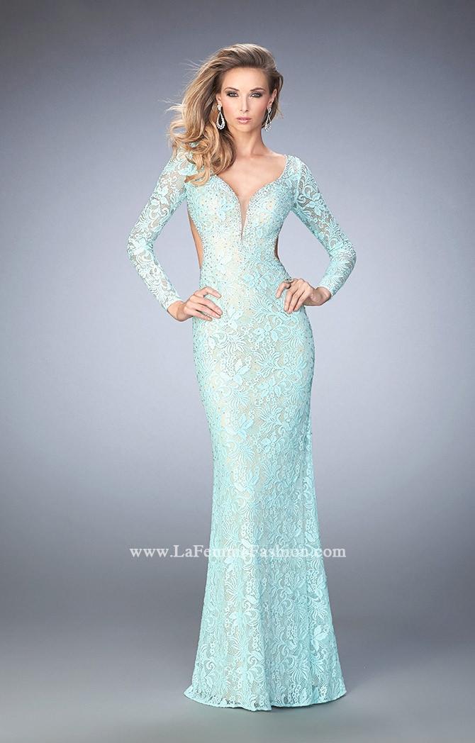 La Femme 22607 The Kohl Prom Dress