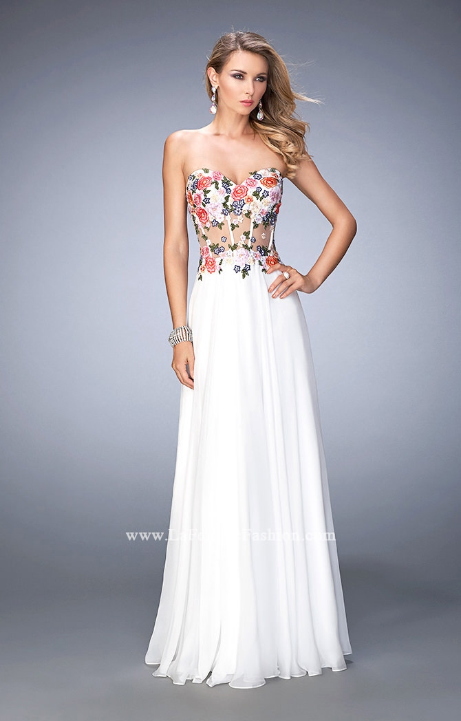 La Femme 22709 - The Raleigh Prom Dress