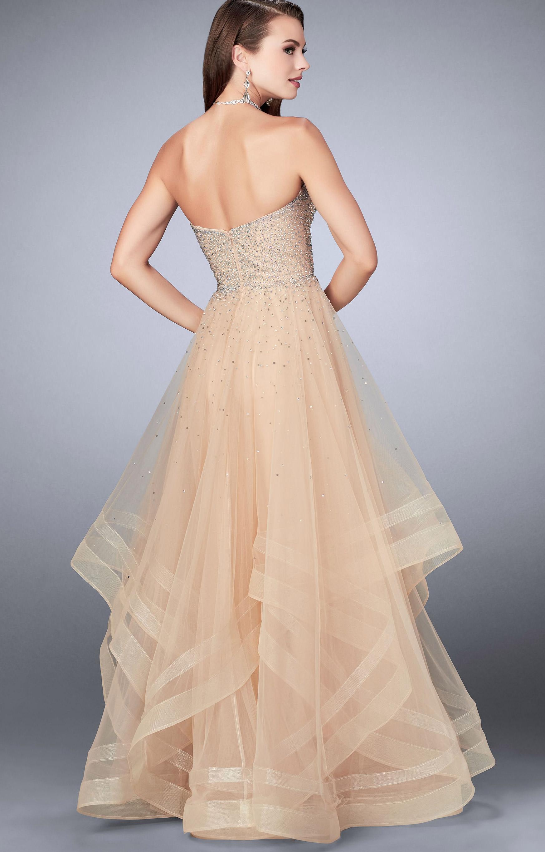 La Femme 28401 Formal Dress Gown