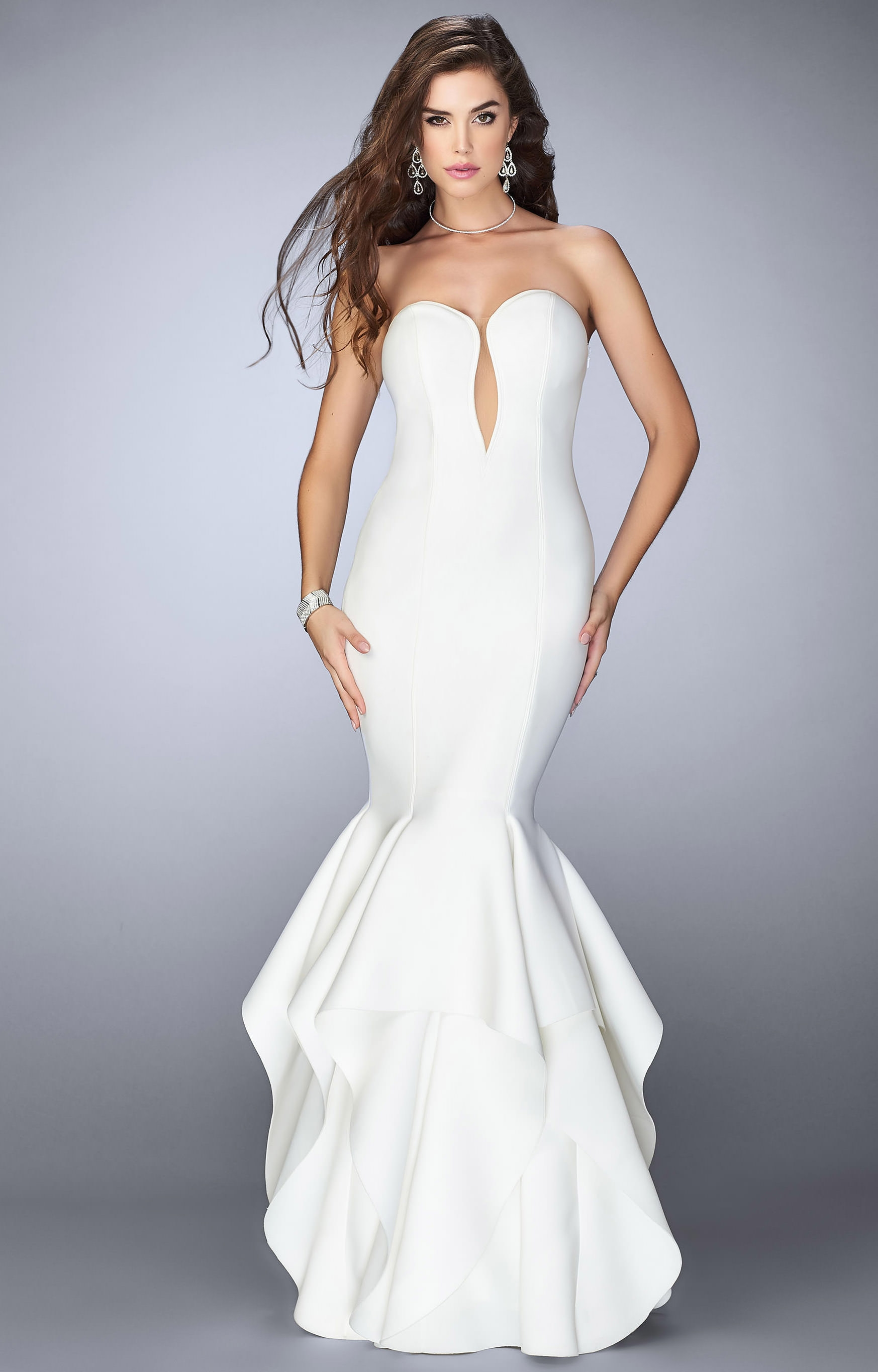 Backless Dresses  White Open Back Lace Dresses Low Back