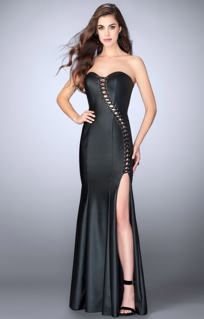 Prom Dresses with Cutouts