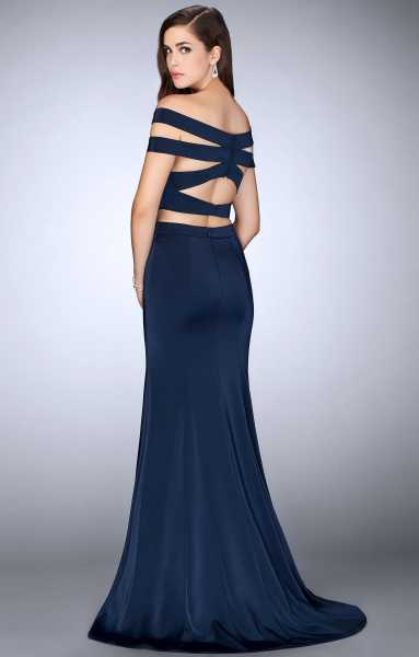 La Femme 24520 Off The Shoulder picture 1